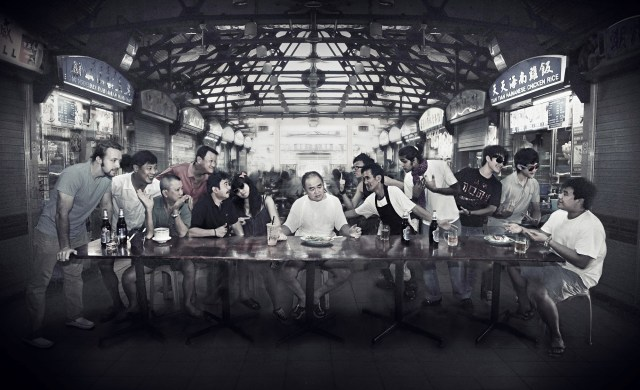 THE LAST KOPITIAM BY EUGENE SOH