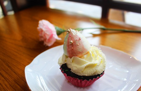 cupcake unicorn di o'delice ala tim duniamasak