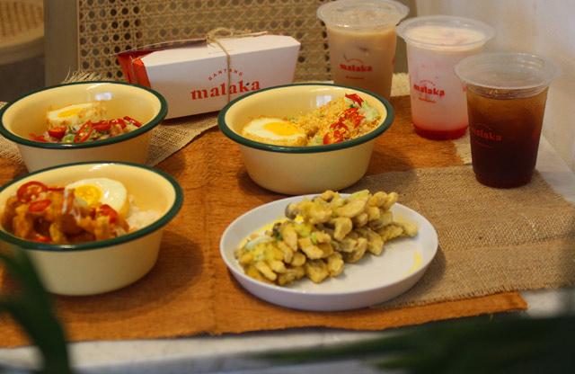 Restoran Rantang Malaka dok. Duniamasak