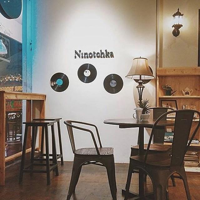Interior Ninotchka via IG @Ninotchka_jkt