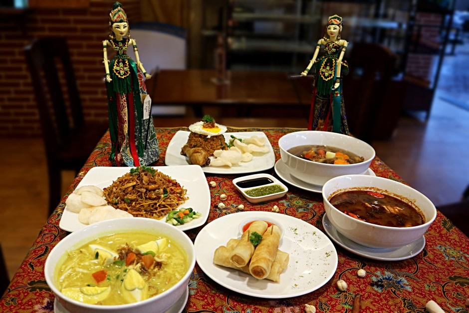 Menu Pilihan Great Indonesia via dok. Duniamasak.com