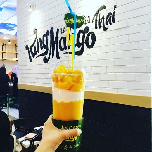 King Mango Thai via Instagram @kingmangoindonesia