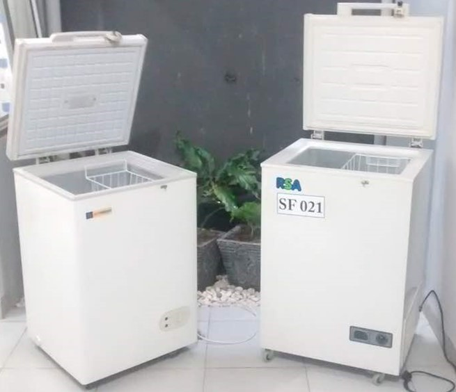 Kulkas Box (Chest Freezer)
