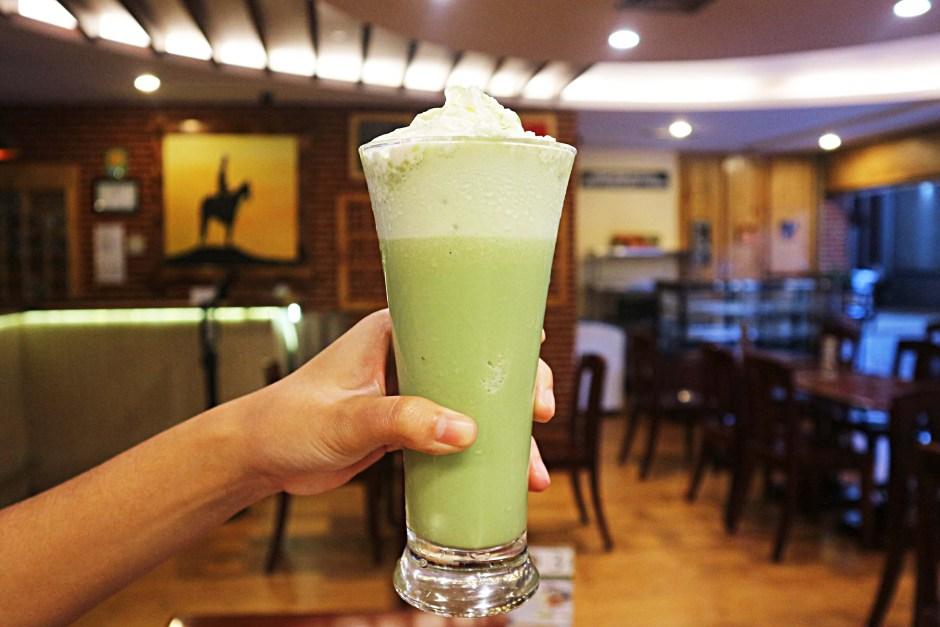 Green Tea Blended via dok. Duniamasak.com