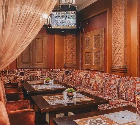 Restoran Ala Timur Tengah Abunawas Restaurant via IG/abunawasrestaurant ala tim duniamasak.com