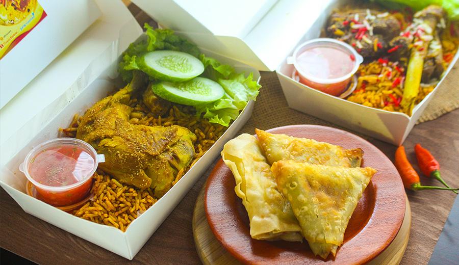 Al-zhaf kitchen review resto timur tengah dok. duniamasak.com