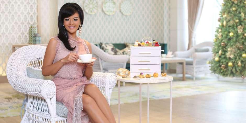 Afternoon Tea with Farah Quinn via dok. Fairmont Jakarta