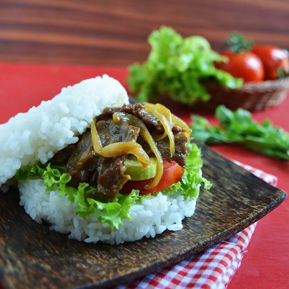 Burger nasi dok. masakapaya.com