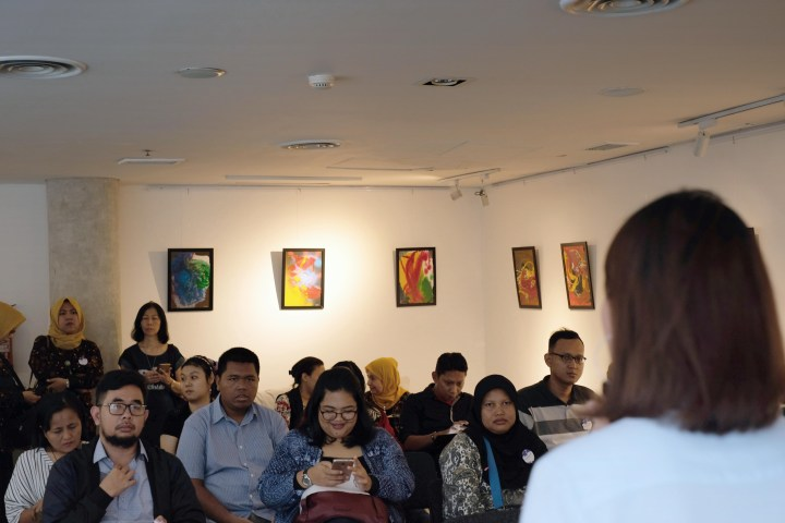 Workshop Art Therapy via dok. Artotel Group