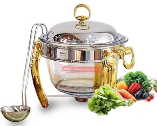 Food Warmer Kaca Oxone via duniamasak.com - Dunia Masak