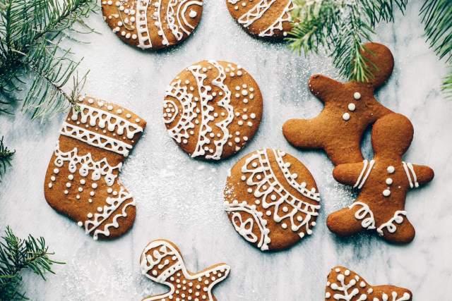 3 Resep Kue Kering Natal Gingerbread Cookies ala tim Duniamasak via paleoglutenfree.com