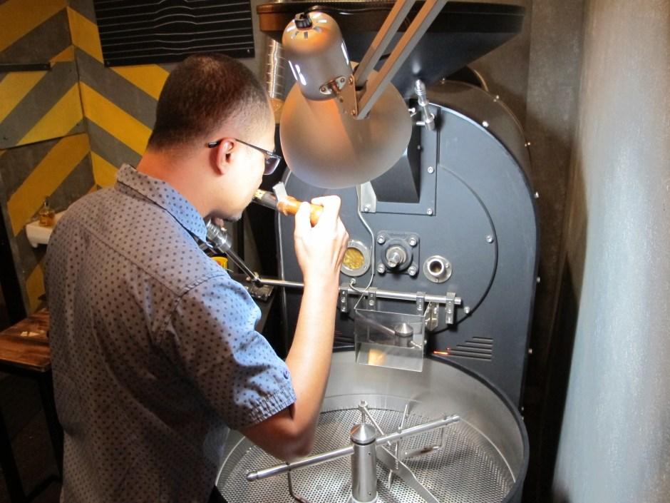 Proses Brewing via dok. Dunia Masak