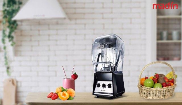 Blender Profesional dari MADIN via duniamasak jual blendet murah blender profesional madin juice blender bumbu