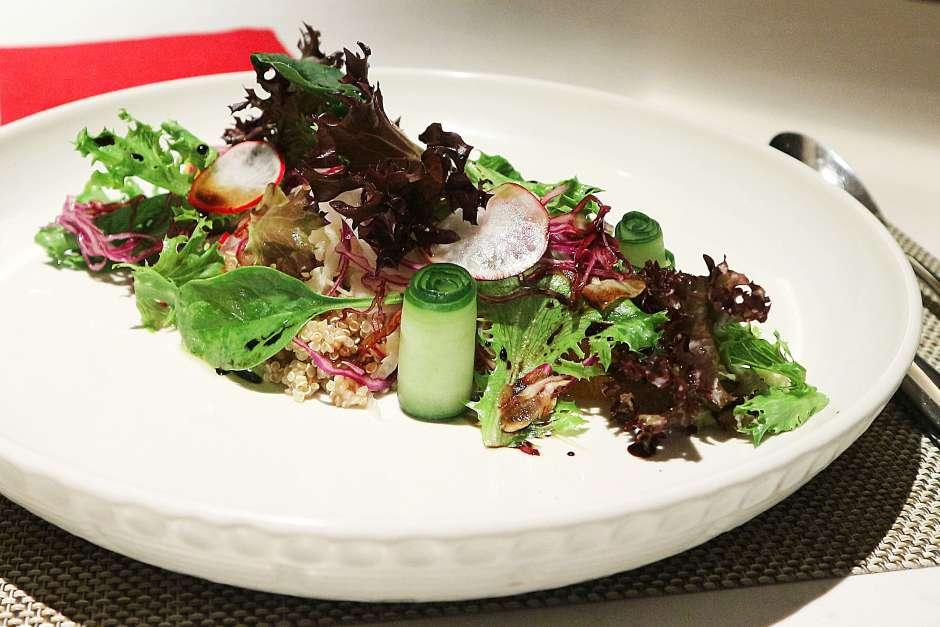 Quinoa via dok. DuniaMasak.com
