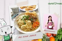 Resep Yunita Anwar: Mie Ayam Jamur