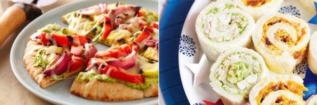 Hidangan gurih kue untuk anak via pinterest.com