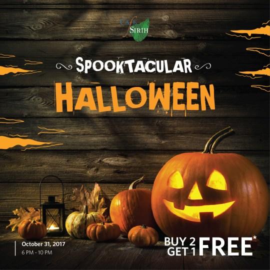 Spooktacular Halloween via dok. Millennium Hotel