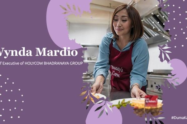 Wynda Mardio HOLYCOW! Indonesia via duniamasak