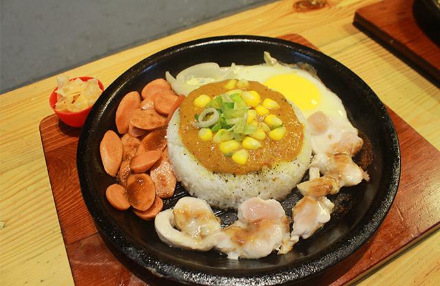 Gulai Chicken Pepper Rice dok. duniamasak