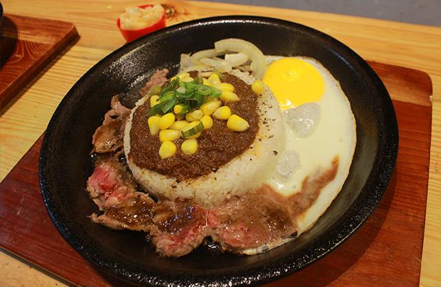 Beef Rendang Pepper Rice dok. duniamasak