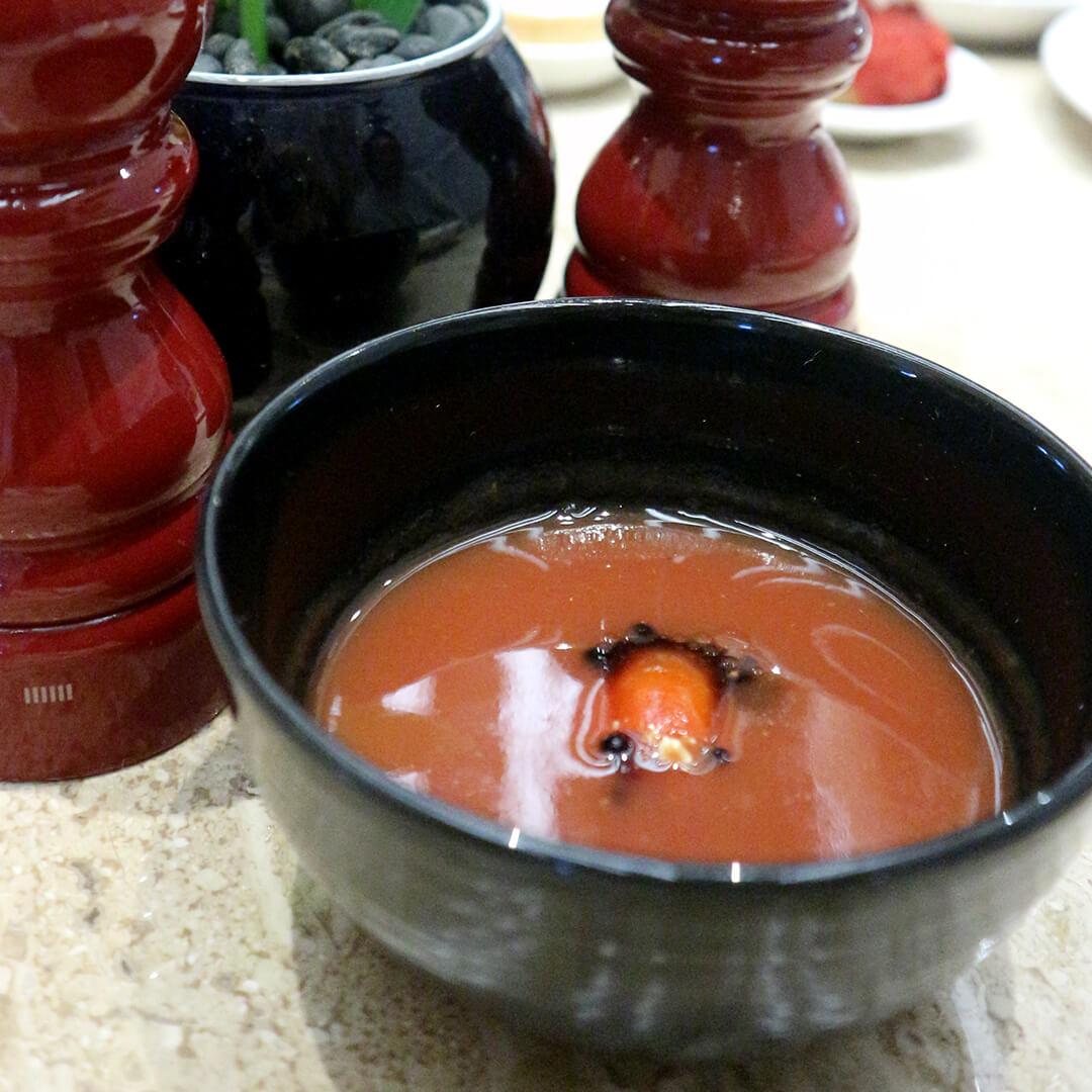 Spicy Tomato Gravy via dok. DuniaMasak.com