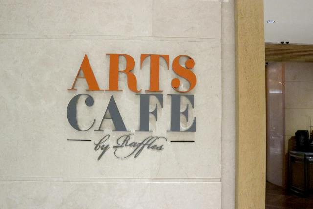 Tampak Depan Arts Cafe via dok. DuniaMasak.com