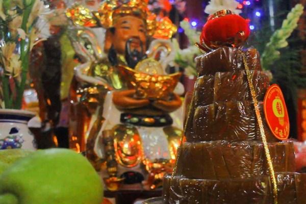 Asal Muasal Kue Keranjang via Himawan Prodjowardojo