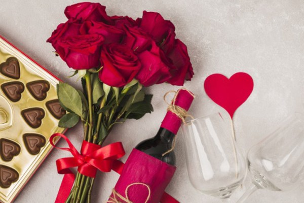 Bisnis hari valentine via freepik ala duniamasak