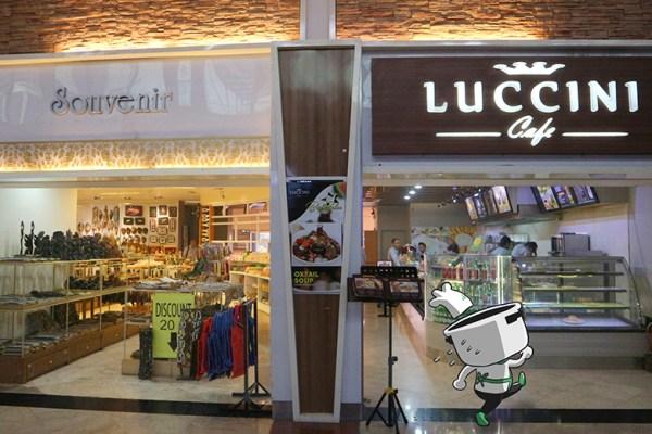 Luccini Cafe Lounge Soekarno Hatta via DuniaMasak