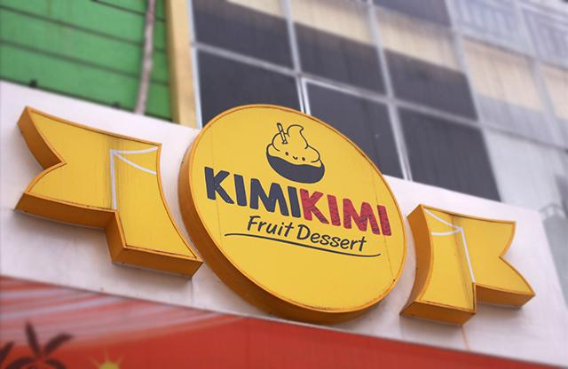 Kimi-kimi fruit dessert dok. duniamasak