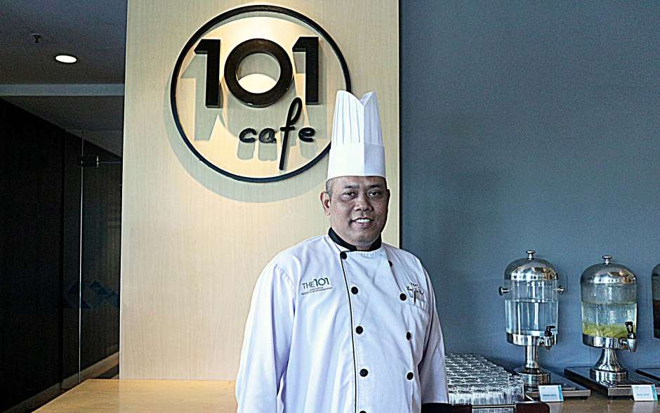Chef Yo'el - Eksekutif Chef dari Terraza Lounge via Dok. Duniamasak.com
