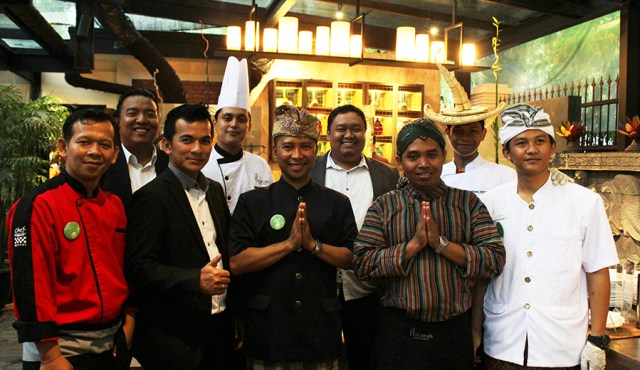 Chef Profesional dari Plataran via dok. Plataran