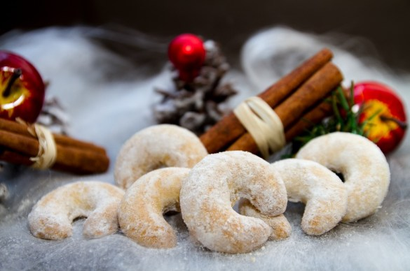Cookies dunia Vanillekipferl via pixabay ala duniamasak