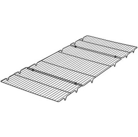 Cooling rack rak pendingin kue wilton lipat via duniamasak.com