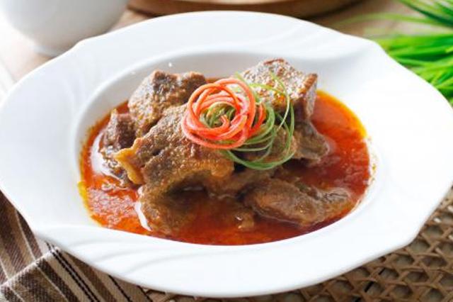 Makanan Idul Adha: gulai via rasasayange.co.id