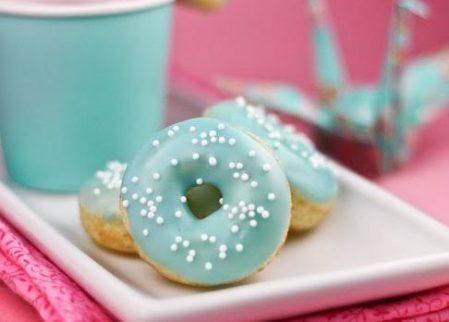 Donut enak via pinterest