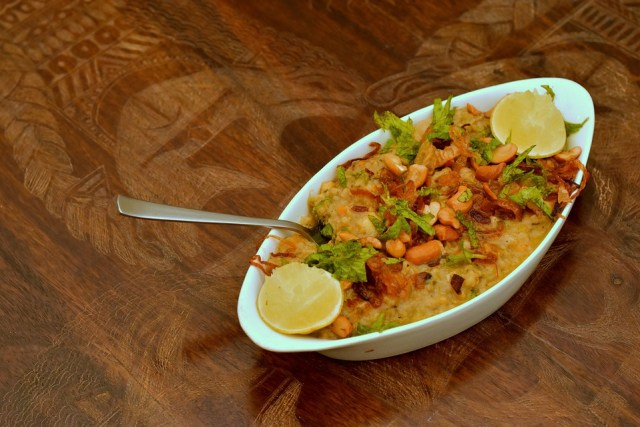 Makanan Populer Ramadan Haleem via pixabay.com