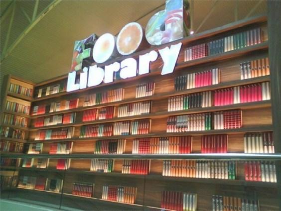 Food Court Jakarta Library Mall Ciputra via kuliner.panduanwisata.id ala duniamasak