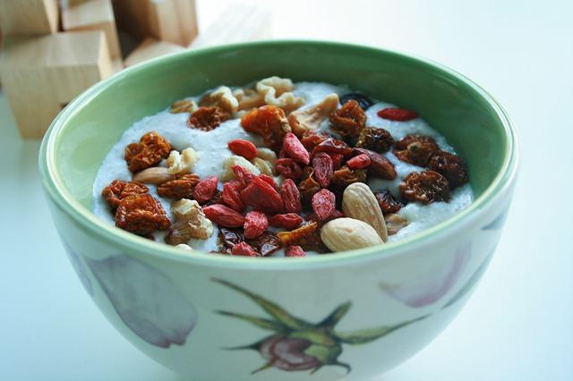 Makanan yang dianjurkan untuk penderita asam lambung via pixabay.com