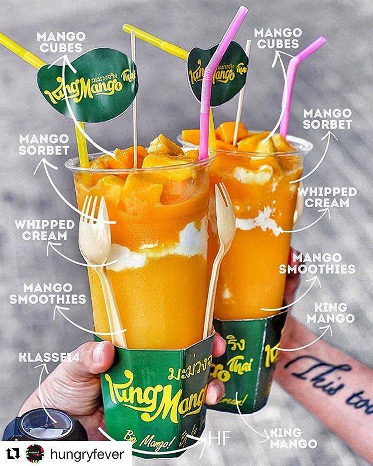 King Mango Thai via Instagram @hungryfever