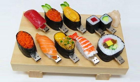 Flashdisk sushi via inspirasidigital.com ala duniamasak
