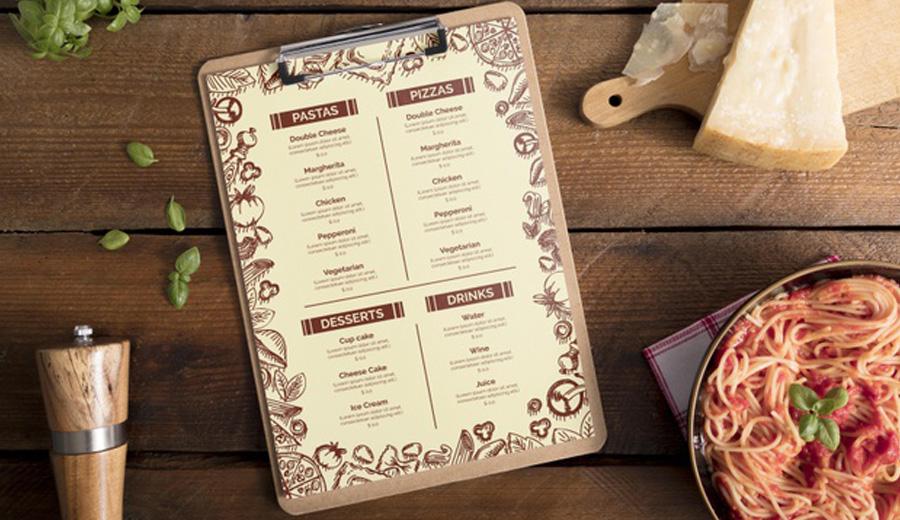 Jenis menu via freepik ala duniamasak