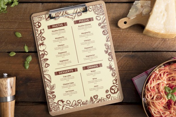 Jenis menu via freepik ala duniamasak