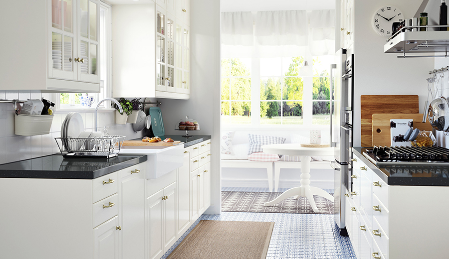 Kitchen Set Idaman via ikea.com