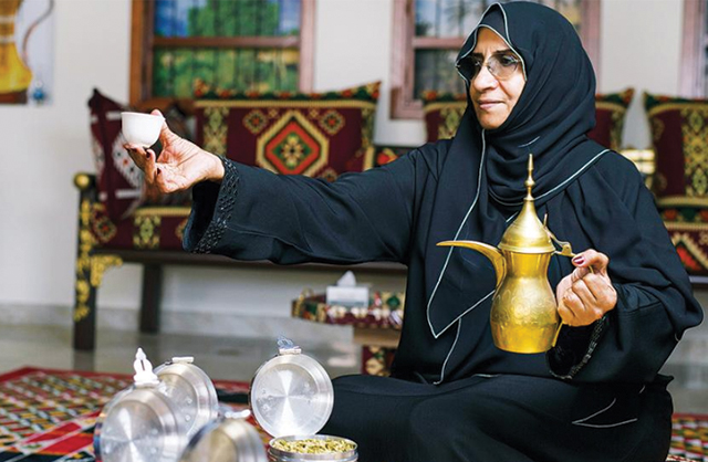 arabian coffee via fridaymagazine.ae