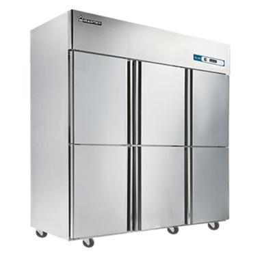 Tempat Penyimpanan Makanan Kulkas Upright Freezer WIRATECH URF-1500-6D via duniamasak.com