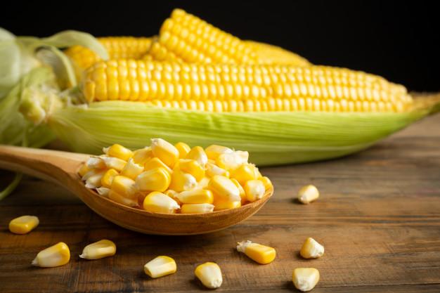 Makanan pengganti nasi diet jagung via freepik ala duniamasak