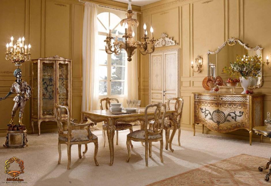 Meja klasik dan antik via luxuryfurnituremr.com ala duniamasak