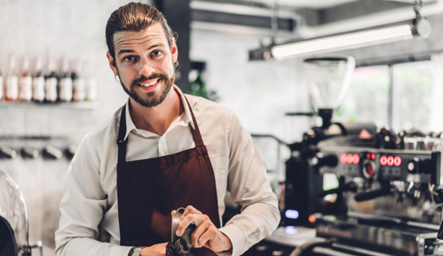 Menjadi barista via freepik ala duniamasak