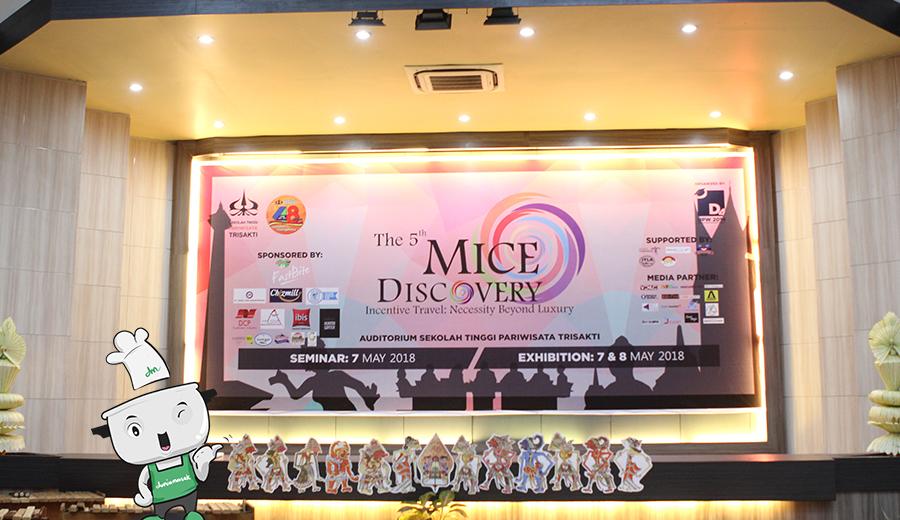 MICE Discovery 2018 dan DuniaMasak via dok. pribadi